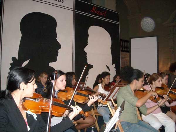 Festival Mozart Habana 2016