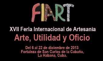 Arte, Utilidad y Oficio en FIART 2013