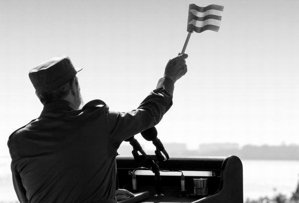 """""""Sí por Cuba"""" (2005). Foto: Roberto Chile."""