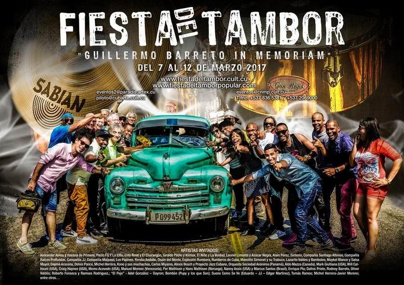 Fiesta del Tambor en La Habana