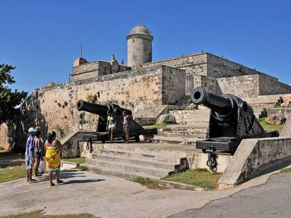 Fortaleza de Nuestra Se�ora de los �ngeles de Jagua