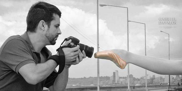 Gabriel D�valos: Consumidor constante y consciente del ballet