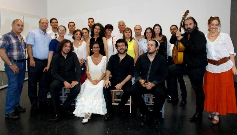 La Fundación Antonio Gades homenajeada por ASICUBA quiere hacer su gira por toda Cuba.