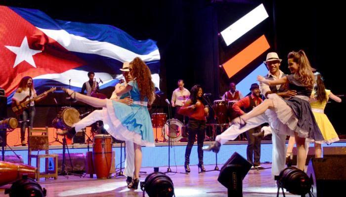 Derroche de cubanía en Gala Cultural por el Primero de Mayo (+Audio)