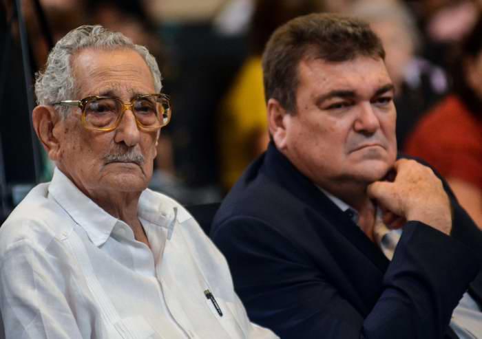 Concierto en el Aula Magna cierra Jornada Fidel es Cuba. Fotos: Abel Padrón Padilla
