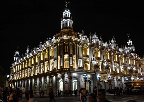 Alicia Alonso Great Theater, a piece of jewelry that emerges from the center of Havana. (+photos)