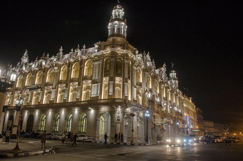 Suspenden actividades culturales en La Habana