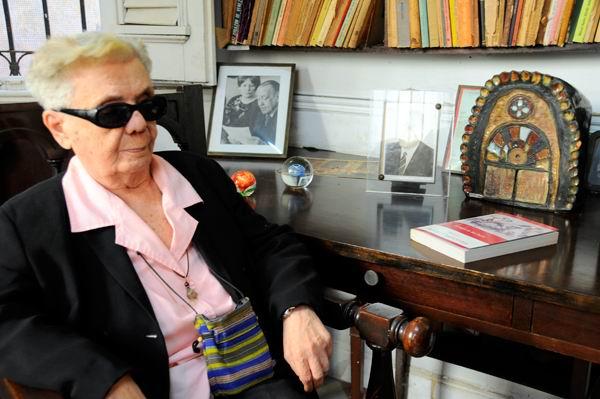 Honrarán a Graziella Pogolotti con la distinción Calibán