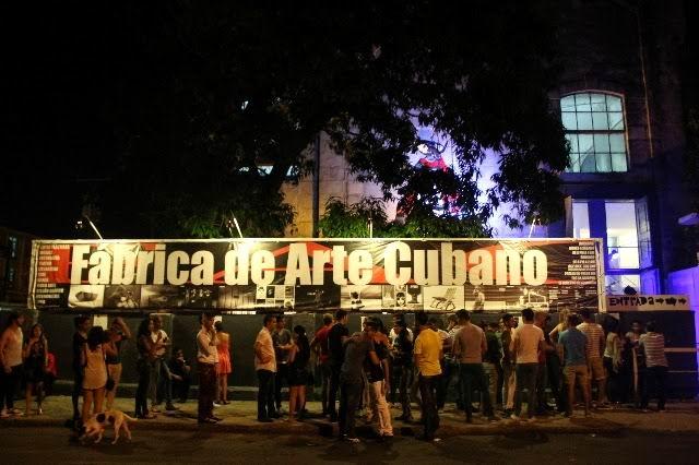 Nominada Fábrica de Arte Cubano a los World Travel Awards