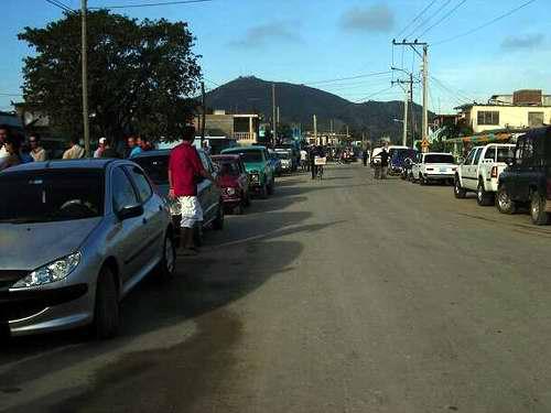 Remozada avenida Capitán Urbino, arteria citadina hacia la emblemática Loma de la Cruz. Foto Aroldo García