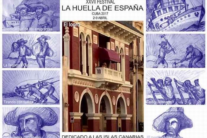 Anuncian Festival La Huella de España