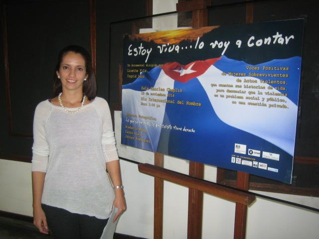 """Estoy viva…lo voy a contar"" Documentary by Lizette Vila and Ingrid León"