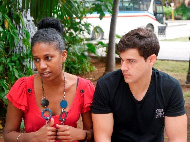 Los licenciados Leandro Benítez y Adriana Heredia Sánchez, de la facultad de economía tienen una activa participación en el proyecto La Incubadora. Foto: teresa Valenzuela