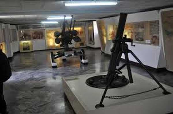 El Museo Memorial de Playa Girón. Foto: José Miguel Solís