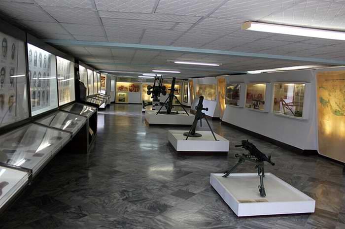 El Museo Memorial de Playa Girón, muestra evidencias documentales irrebatibles de la mayor operación militar encubierta del gobierno norteamericano en la región de las Américas. Foto: José Miguel Solís