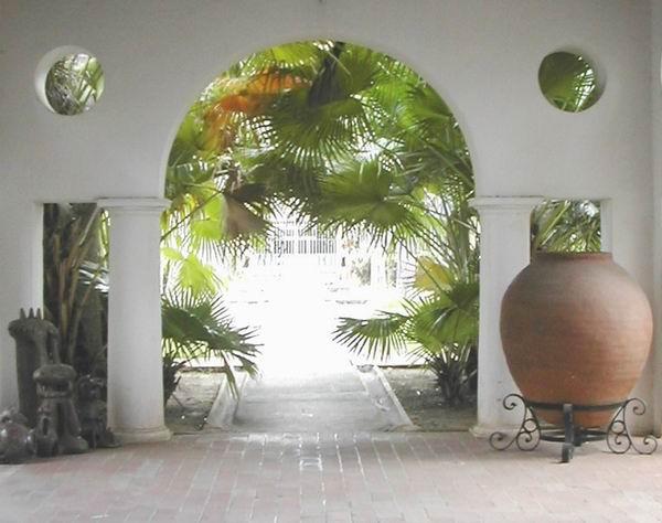 Interior del Museo Ignacio Agramonte