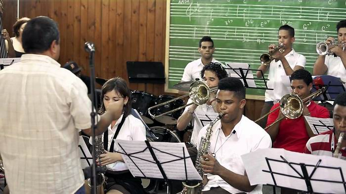 Talented Cuban Young musicians Performing in New York