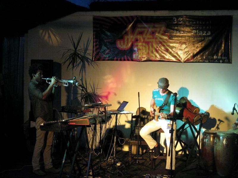 El Jazz está en Santiago, y Santiago está en el Mundo. Foto: Sergio Martínez