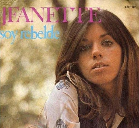 Jeanette y su voz
