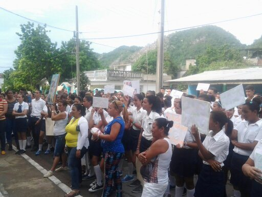 En marcha indetenible la FEEM en la Isla de la Juventud