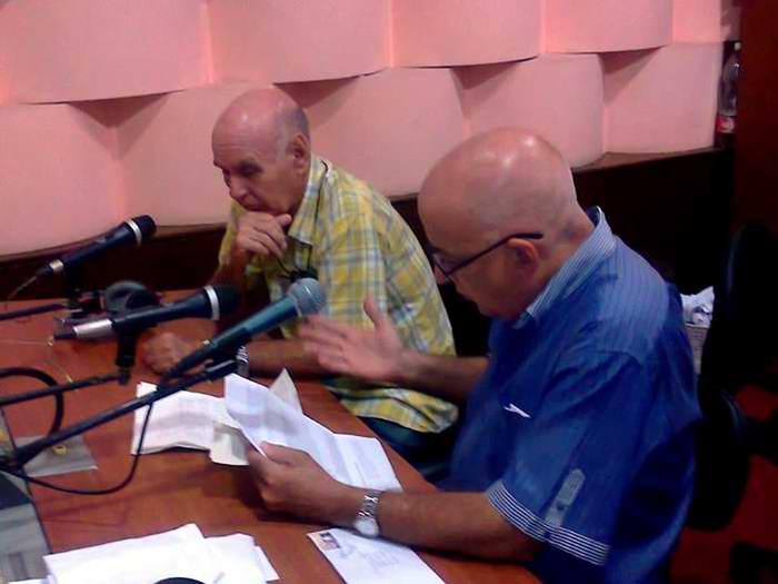 45 velas para el peri�dico de los trabajadores cubanos (+Audio)