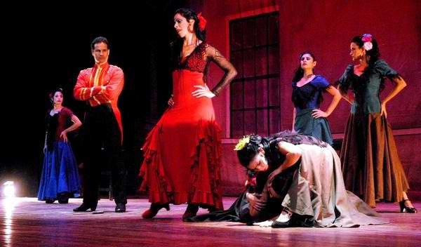 Comenzó Festival de Danza Española y Flamenca en La Habana