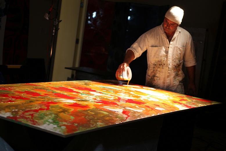 Plastic Paint Medium: una revolución tecno-pictórica creada en Cuba