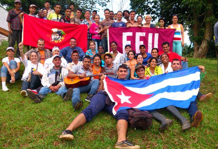 Cuba en Festivales Mundiales de la Juventud y los Estudiantes