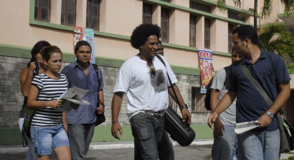 En Audio: La jerga estudiantil en Cuba