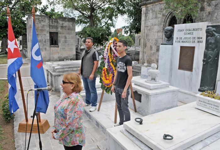 Inicia jornada por el D�a de la Prensa Cubana