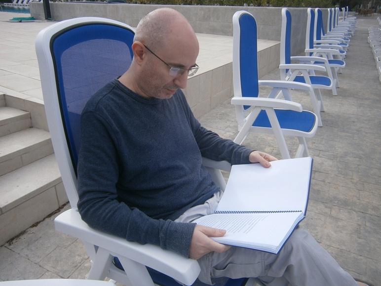 En Cienfuegos inició jurado lectura de obras del Premio Casa 2018