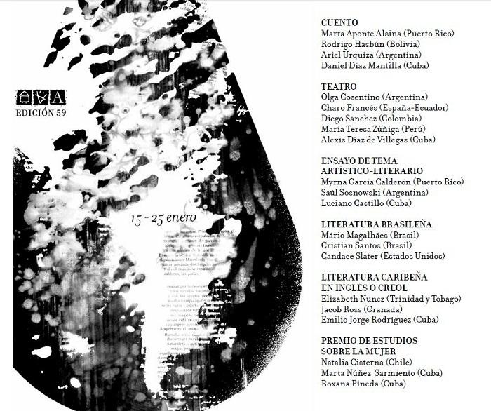 Presentan en Cienfuegos ganadores del Premio Casa 2017