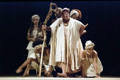 El regreso del teatro africano a las tablas cubanas