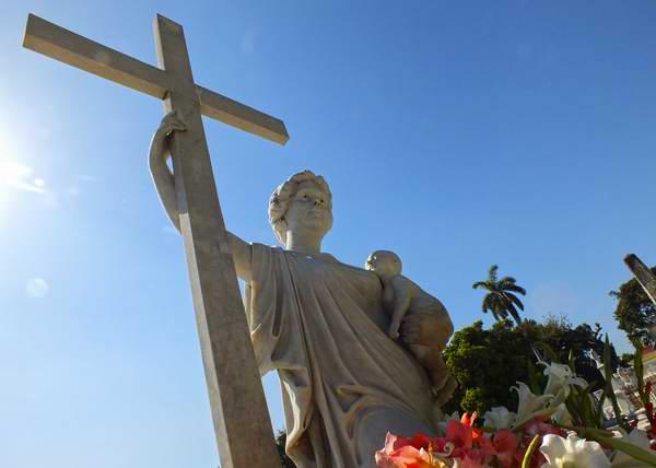 La Milagrosa: ¿Leyenda o Realidad? Foto Abel Rojas