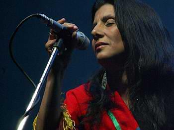De gira por Cuba músicos argentinos Laura Peralta y Coqui Ortiz