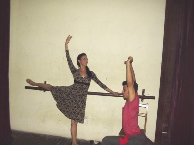 Ballet Contemporáneo de Camagüey recibe al coreógrafo Osnel Delgado