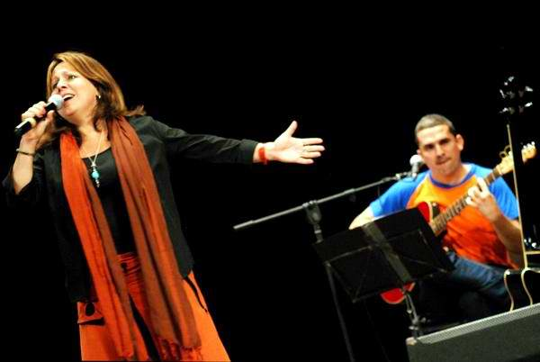 Liuba María Hevia ofrecerá concierto en Camagüey el próximo 22 de septiembre