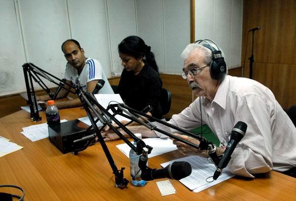 De la radio comunitaria a la radio on line