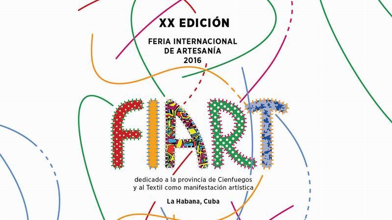En la habana feria internacional de artesan a fiart 2016 for Feria de artesanias 2016