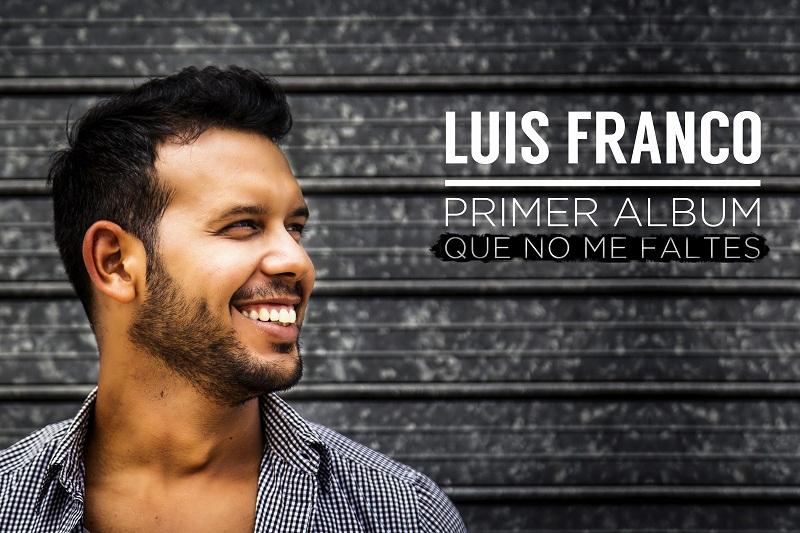 """Luis Franco: """"Es mejor el nervio que el desaliento"""" (+Fotos)"""