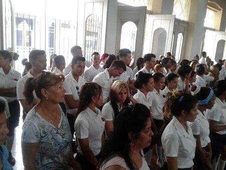 Pregraduados refuerzan cobertura docente en Las Tunas