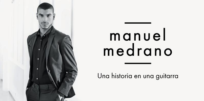 El cantautor colombiano, Manuel Medrano