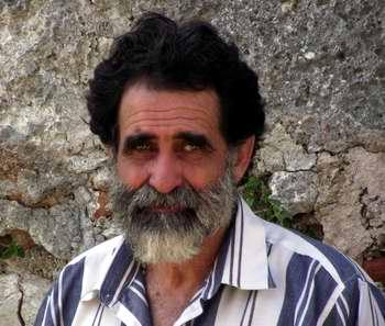 Director de la compañía Los Juglaritos, Manuel Romero. Foto Abel Rojas