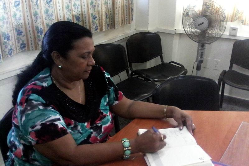 Máster en ciencias María de los Ángeles Gallo, Directora Nacional de la Primera Infancia en el Ministerio de Educación