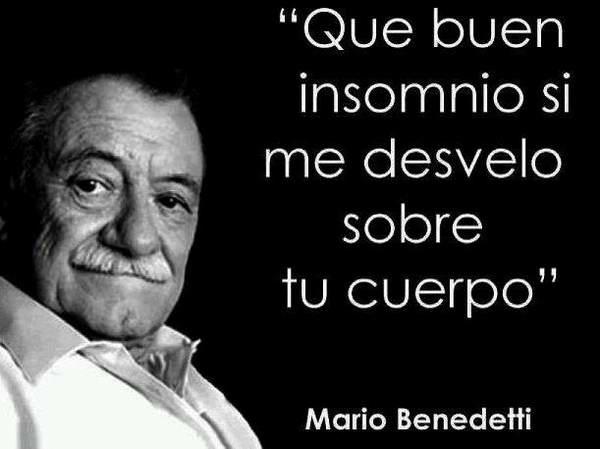 Nació un genio: Mario Bennedetti