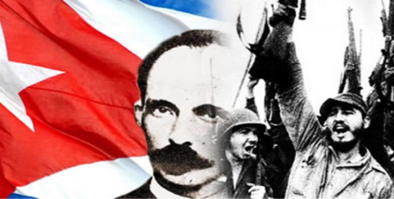 Jose Martí Fidel Castro