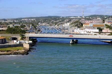Vista de la ciudad de Matanzas