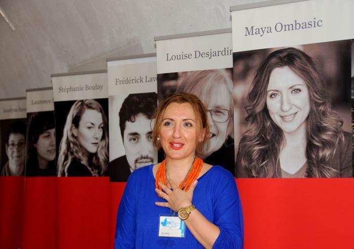Maya Ombasic, la voz de una cultura en FIL 2017 (+Audio)