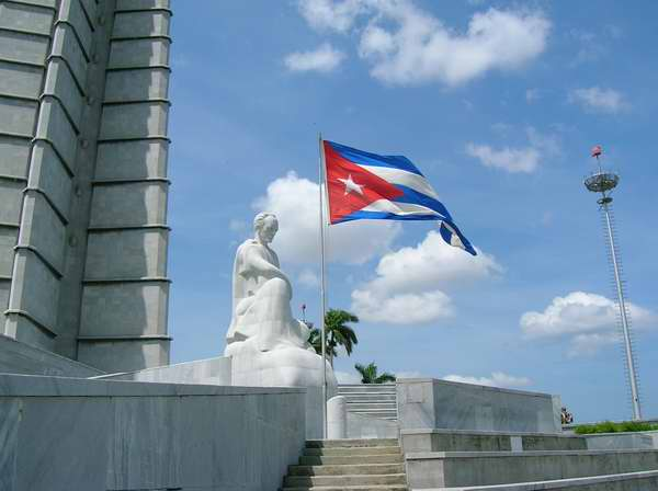 Presidente chino rinde tributo al Héroe Nacional de Cuba