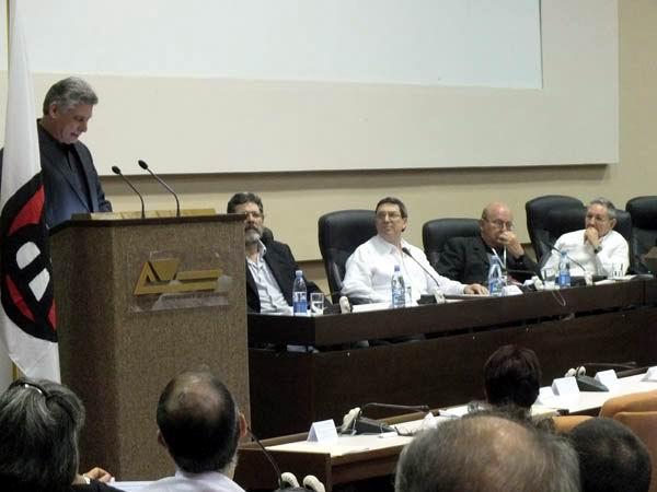 Clausura Díaz-Canel VIII Congreso de la UNEAC